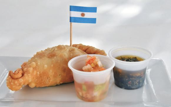 Empanadilla criolla